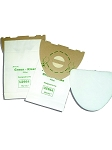 Advance Kent Euroclean UZ964 Hip Vac Vacuum Bags by Green Klean