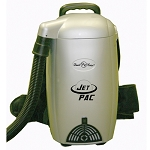 Dust Care Jet Pack backpack Vacuum 1.25 Tools