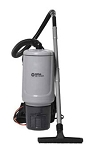 Nilfisk GD10 HEPA Backpack Vacuum HEPA Filtration