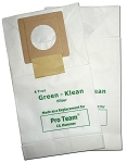 ProTeam Backpack Vacuum Bags Lil Hummer by Green Klean